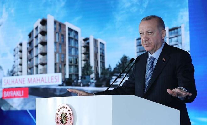 Erdoğan: 1 milyon depreme dayanıklı sosyal konutun üretimini gerçekleştirdik