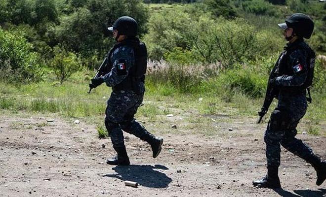 Meksika'da silahlı saldırıda 3 polis öldü