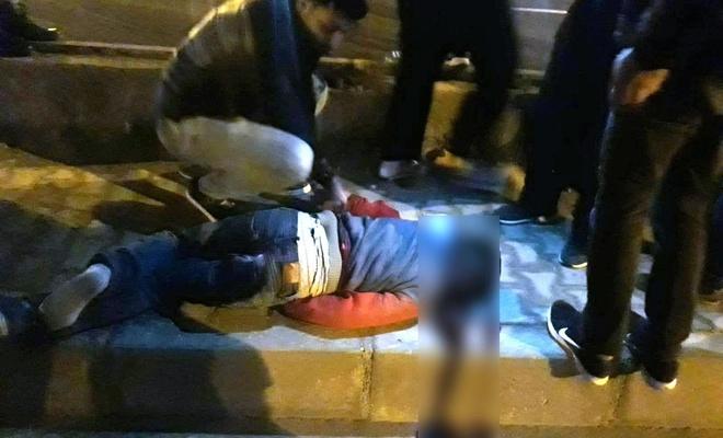 Otomobilin çarptığı çocuk ağır yaralandı