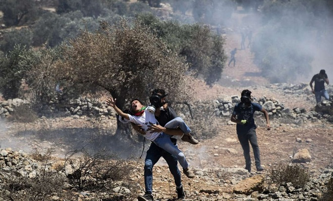 ZOF kidnaps Palestinian, clashes with others in Beita town