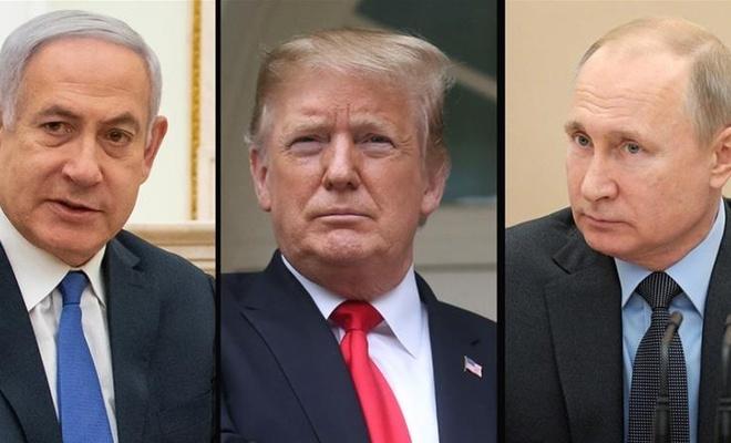 ABD Rus ve israilli danışmanlar niçin bir araya gelir?