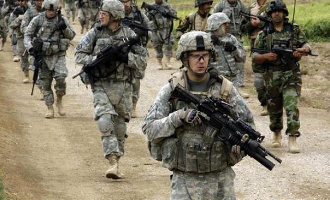 ABD güçleri, ani bir kararla Anbar'dan çekildi!