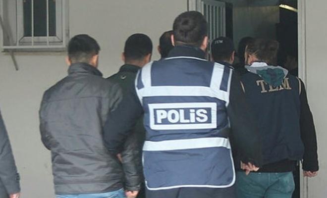 İstanbul merkezli 10 ilde operasyon: 75 gözaltı