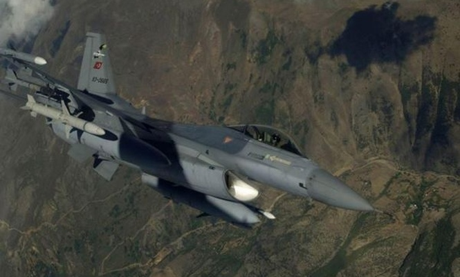 TSK`dan hava harekatı: 9 PKK`li öldürüldü