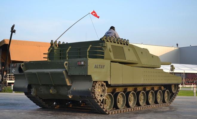 Altay Tankı'nın seri üretimi ne zaman başlayacak?