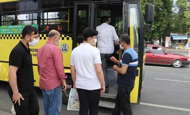 Toplu ulaşımda yüzde 50 sınırının kaldırılmasıyla yoğunluk başladı