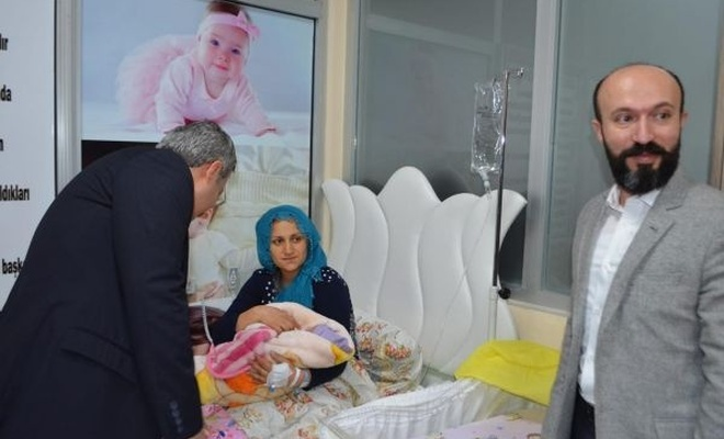 Kozluk Devlet Hastanesi `anne dostu` hastanesi oldu