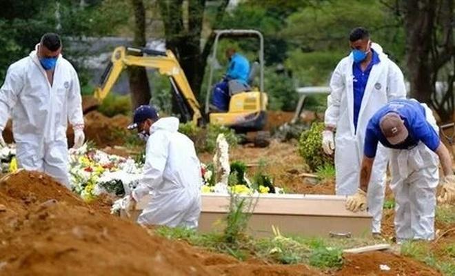 Meksika'da Covid-19 dan ölenlerin sayısı 30 bine yaklaştı