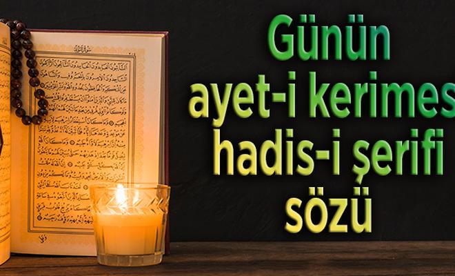'Ey iman edenler...'