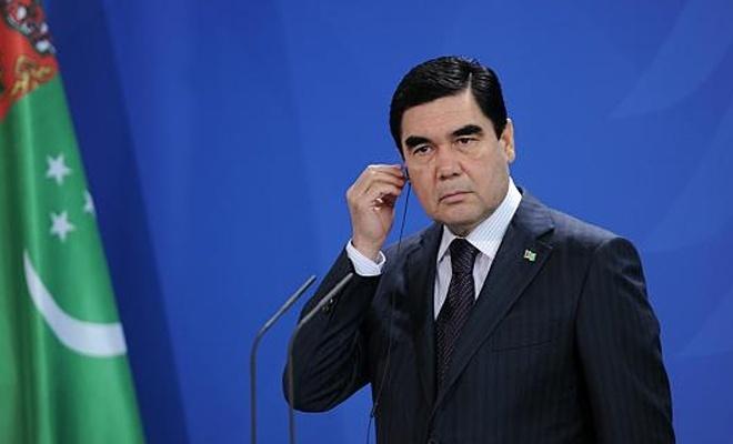 Öldüğü iddia edilmişti, Türkmenistan Devlet Başkanı Berdimuhammedov ilk kez ortaya çıktı