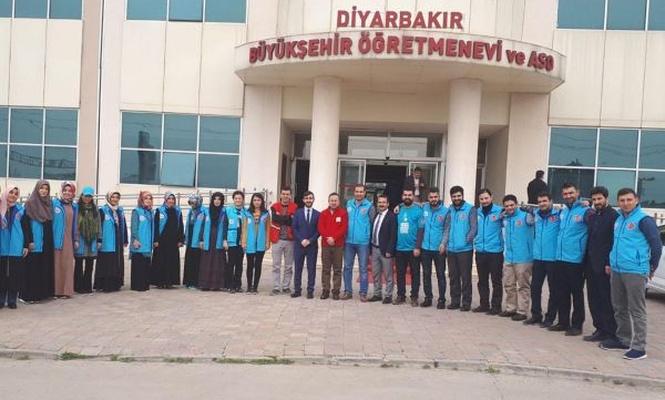 Diyarbakır Pilot Bölge seçildi