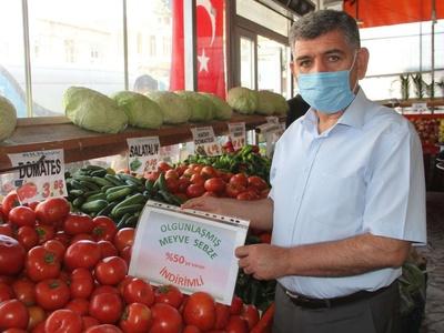 """Adıyaman'da """"Gıdanı Koru Sofrana Sahip Çık"""" kampanyasının tanıtımı yapıldı"""