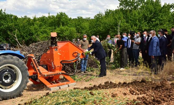 Bakan Yardımcısı Tunç Malatya'da tarım hayvancılık faaliyetlerini inceledi