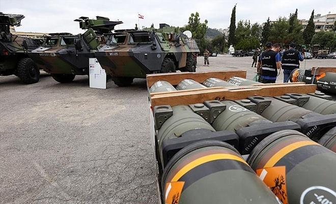 Orta Doğu'ya silah satışı ikiye katlandı