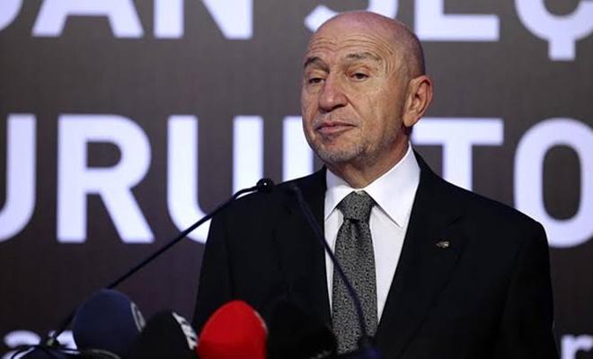 Nihat Özdemir'den  istifa açıklaması