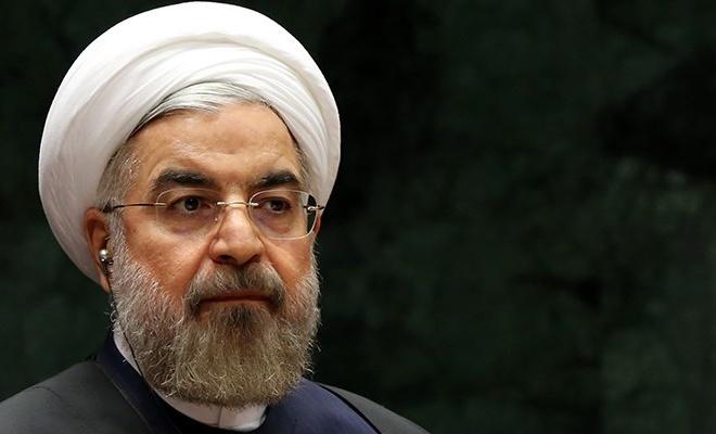 Hasan Ruhani'den Lübnan açıklaması