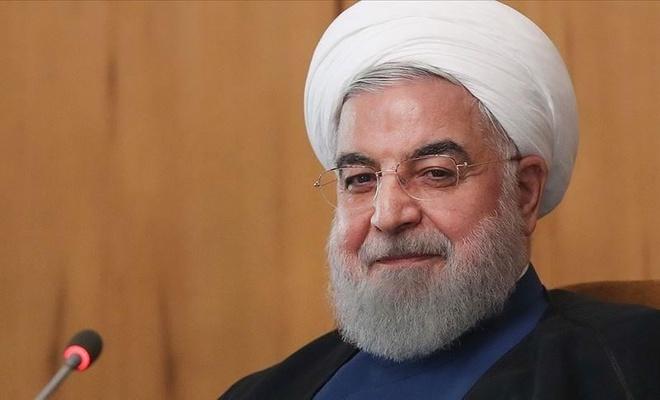 Ruhani'den ABD ile müzakerelere yeşil ışık!