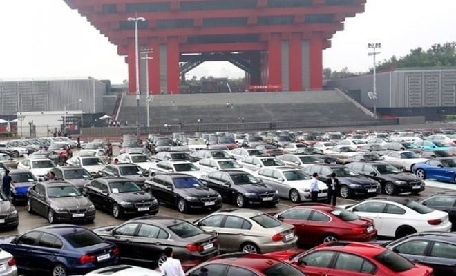 Avrupa ülkelerinde otomobil satışları yüzde 55 düştü
