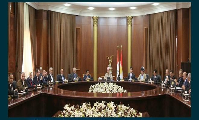 Kuzey Irak Kürt Yönetimi'nden, Bağdat'ta 5 maddelik çözüm planı
