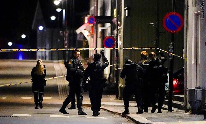 Son dakika: Norveç'te oklu baskın: Çok sayıda ölü var!
