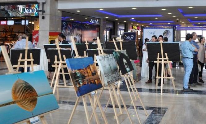 DİKA Mardin`de fotoğraf sergisi açtı