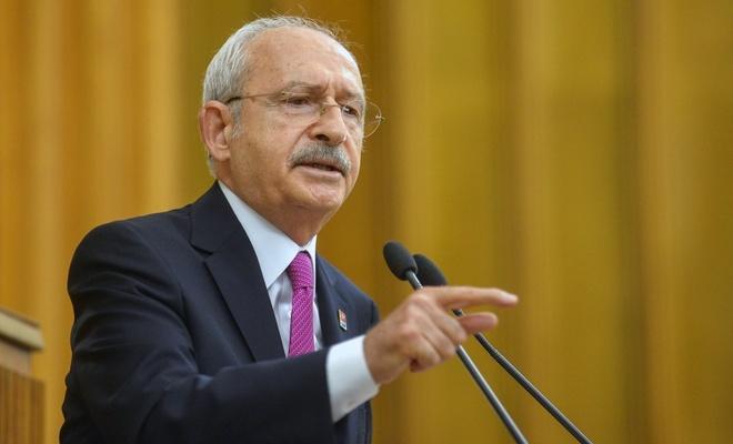 Kılıçdaroğlu: Demirtaş'ı tıpış tıpış serbest bırakacaklar
