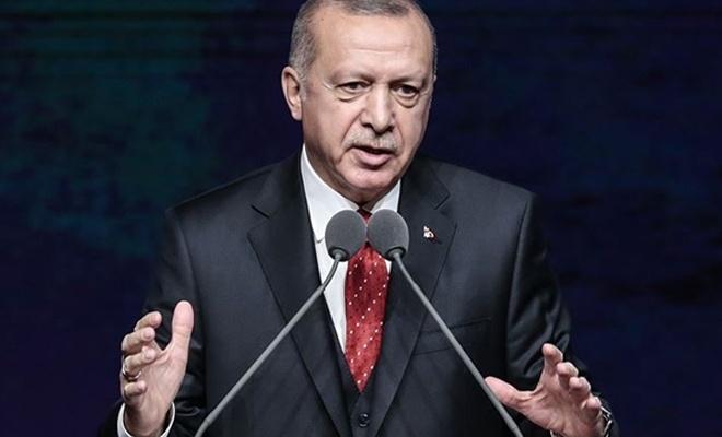 Erdoğan açıkladı! Tutuklu DAEŞ'lilere ne yapılacak?