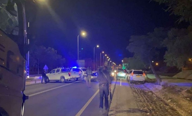 Palestinian injured after alleged stabbing incident near Gaza