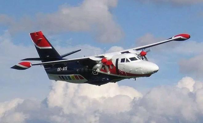 Rusya'da uçak düştü: 9 ölü