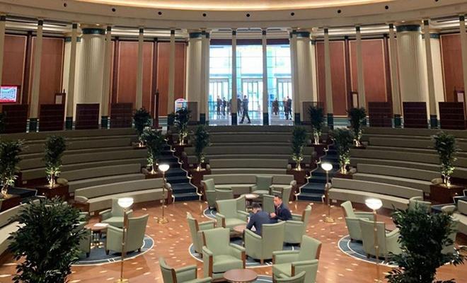Cumhurbaşkanlığı Millet Kütüphanesinin açılışı gerçekleştirildi