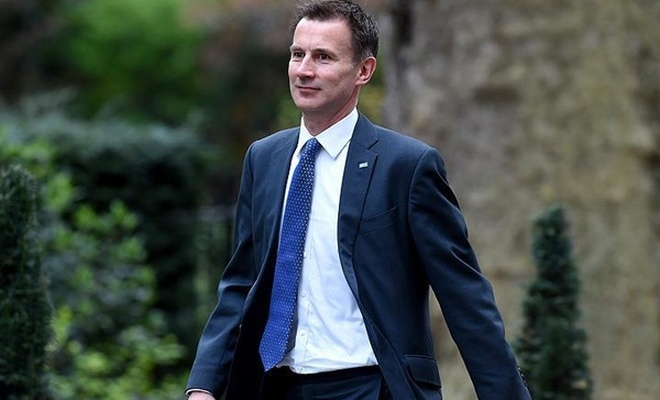 İngiltere`de yeni Dışişleri Bakanı atandı