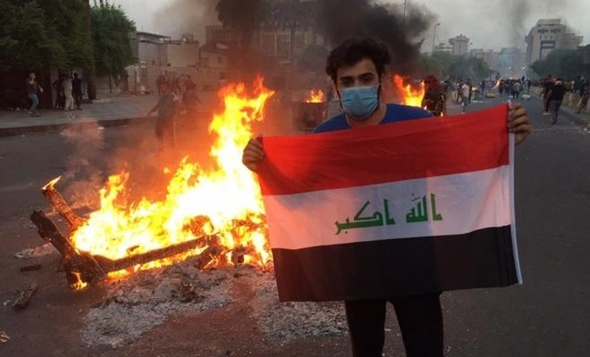 Irak hükümeti: Göstericilere karşı gerçek mermi kullanıldı