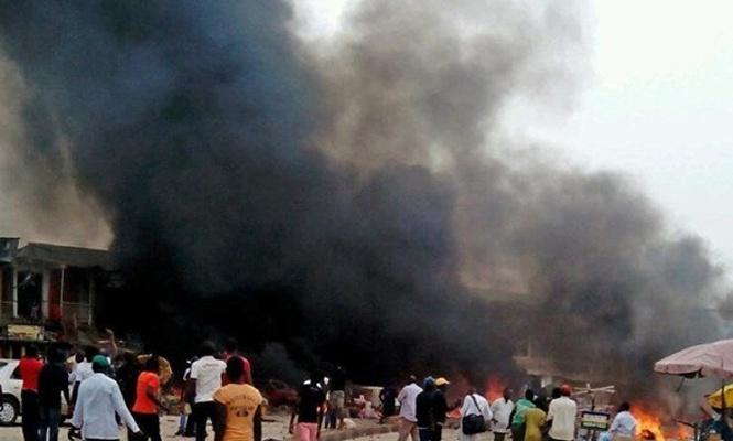 Nijerya`da bombalı saldırı: 21 ölü