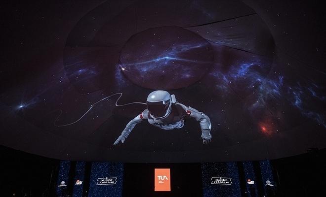 Türkiye Uzay Ajansının internet sitesine ödül