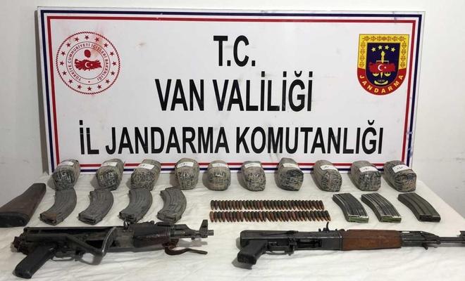 PKK'ye yönelik operasyonda 10 kilogram eroin ele geçirildi