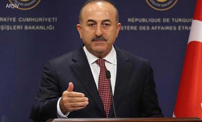 Dışişleri Bakanı Mevlüt Çavuşoğlu Almanya'daki ırkçı saldırıya sert tepki gösterdi