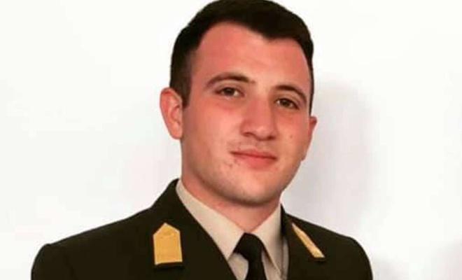 Kalp krizi geçiren asker hayatını kaybetti