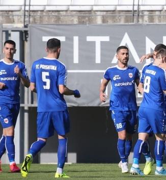Kosova Süper Kupası Priştine'nin