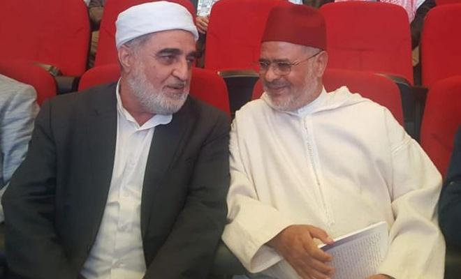 İttihadul Ulema`dan Ahmed Reysunî`ye tebrik mesajı