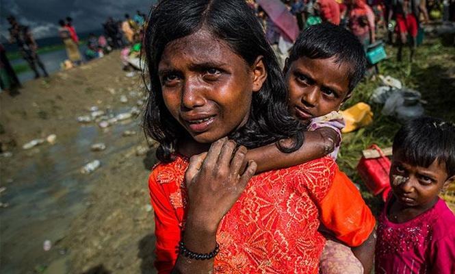 Bangladeş`te kamplardaki Arakanlı Müslüman sayısı 800 bine ulaştı