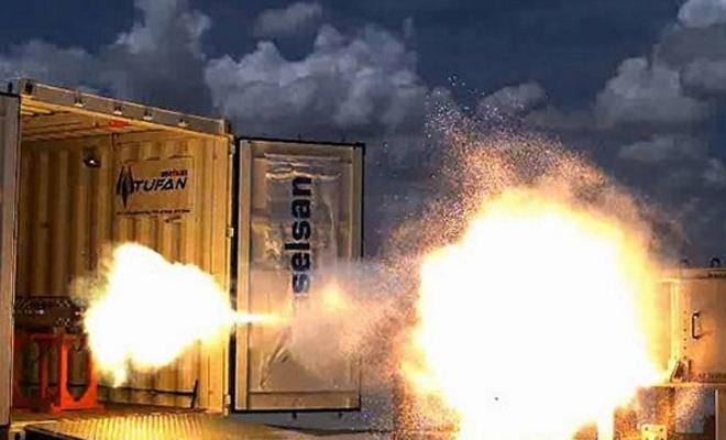ASELSAN yeni silahı Tufan ile hız rekoru kırdı