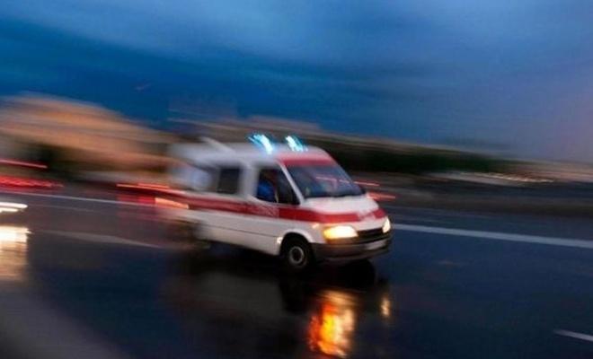 İtfaiye aracı ile minibüs çarpıştı: 5 yaralı