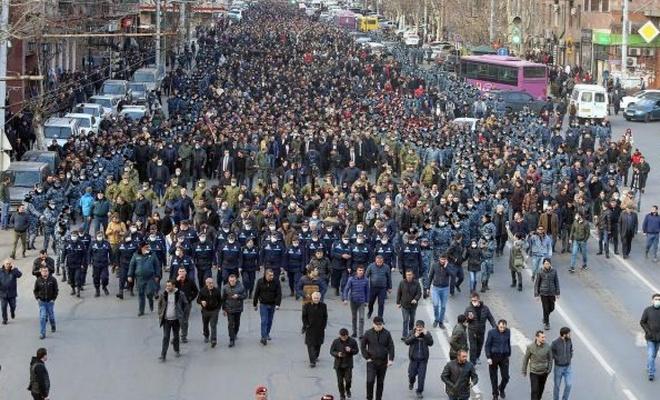 Amerika, Ermenistan'daki darbe girişiminden rahatsız