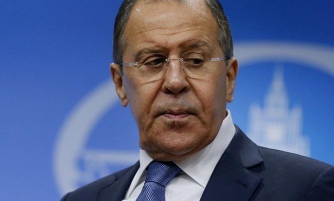 Lavrov: Suriye`de toprak bütünlüğü ortak anlayış