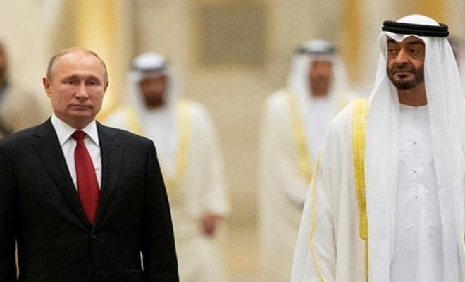 Rusya İle BAE Arasında İş Birliği Anlaşmaları İmzaladı