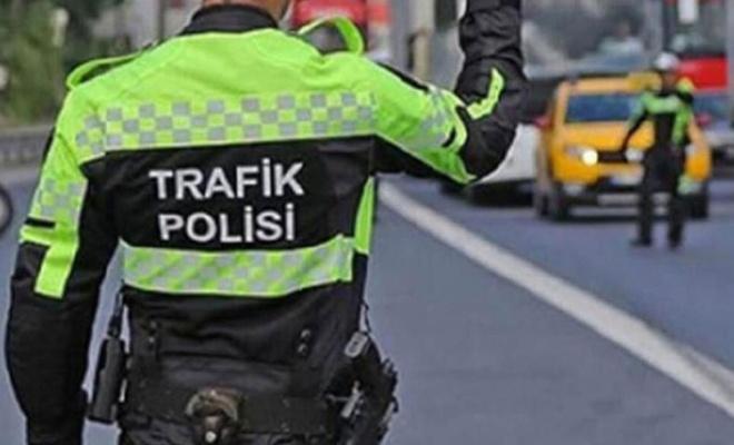 Trafik uygulamalarında para cezası verildi