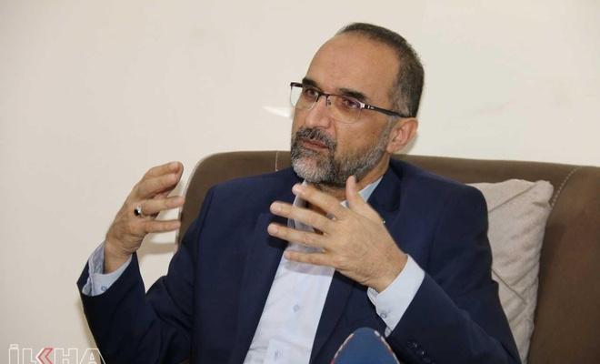 HÜDA PAR Başkanı Sağlam, o saldırıyı kınadı