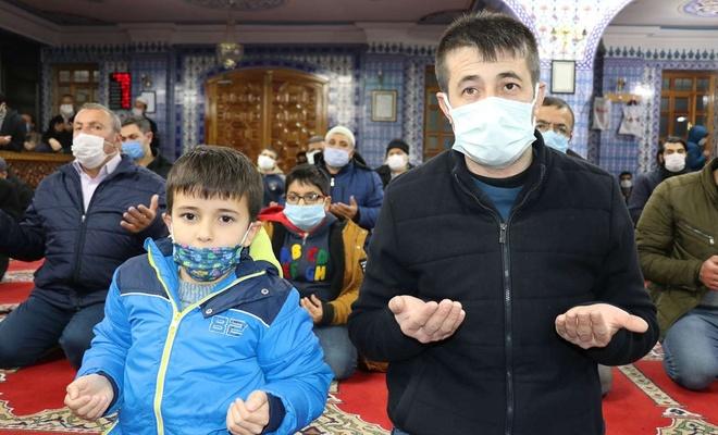 Beraat Kandili Malatya'da dualarla ihya edildi