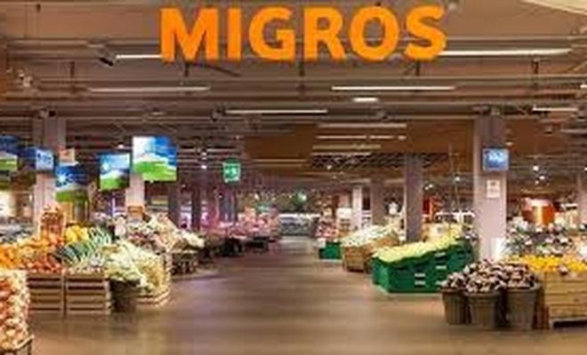 Migros'tan aldığınız ürünü bir daha tartın