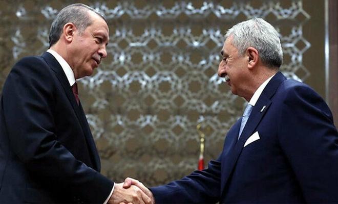 Erdoğan ile TESK Başkanı'nın görüşme detayı belli oldu